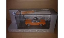 Volkswagen Karmann Ghia Coupe 1962 Minichamps