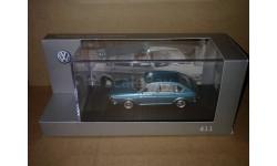 Volkswagen Typ 411 1968 Minichamps