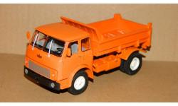 МАЗ-5549 самосвал оранжевый Наш Автопром Н759
