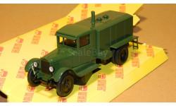 ЗИС-5 ВМЗ темно-зеленый Наш Автопром Н908