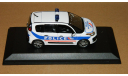 Citroen C3 2011 Police Nationale Norev 155324, масштабная модель, 1:43, 1/43, Citroën