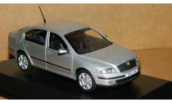 Skoda Octavia A5 silver 2004 Norev