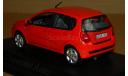 Chevrolet Aveo 2008 (T-255) red Norev 900010, масштабная модель, scale43