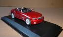 Chrysler Crossfire Roadster 2004 Blaze Red Crystal Norev 940005, масштабная модель, 1:43, 1/43