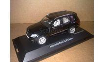 Mercedes-Benz GLK (X204) Sport Black Schuco, масштабная модель, 1:43, 1/43