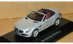 Mercedes-Benz SLK-class 2011 R172 Silver Schuco