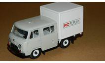 УАЗ-39094 RC-forum Тантал (металл), масштабная модель, 1:43, 1/43, Тантал («Микроавтобусы УАЗ/Буханки»)