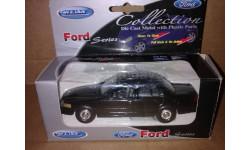 Ford Crown Victoria Welly, масштабная модель, 1:43, 1/43