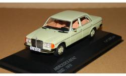 Mercedes-Benz 200D W123 Light Green 1976 WhiteBox WB017