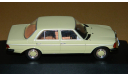 Mercedes-Benz 200D W123 Light Green 1976 WhiteBox WB017, масштабная модель, 1:43, 1/43