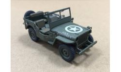 Jeep Willys US 1/4-ton 4x4 Light Vehicle (finished model) Tamiya 26531
