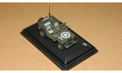 Jeep Willys 20532458-S Cararama 1/72