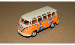 Volkswagen T1 Orange Pepsi-Cola Cararama 1/72