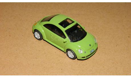 Volkswagen New Beetle Cararama 1/72, масштабная модель, 1:72, Bauer/Cararama/Hongwell