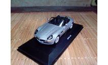 BMW Z8 (E52) 2000 Silver JoyCity / Automaxx, масштабная модель, 1:43, 1/43