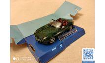 BMW Z8 Roadster ранний масштаб 1/43 Cararama/Hongwell, масштабная модель, Bauer/Cararama/Hongwell, 1:43