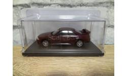 Nissan Skyline GT-R (1995), масштабная модель, Norev, scale43