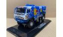 КАМАЗ Дакар # 502 (2018) DIP, масштабная модель, DiP Models, scale43