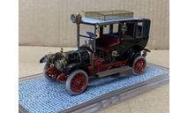 Руссо Балт с 24-30 1910 г., редкая масштабная модель, Киевская студия Колесо, scale43