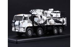 КАМАЗ 6560 зрпк (Панцирь С1) камуфляж Арктика