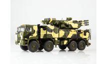 КАМАЗ 6560 зрпк (Панцирь С1) камуфляж пустыня, масштабная модель, Start Scale Models (SSM), scale43