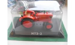 МТЗ-2. HACHETTE 1/43, масштабная модель трактора, 1:43