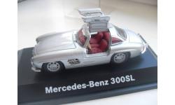 MERCRDES-BENS 300SL. Schuco 1/43