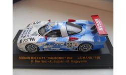 NISSAN R390 'CALSONIC' #32 Le Mans 1998. IXO 1/43