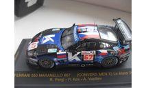FERRARI 550 MARANELO LM 2006 (Vasiliev). IXO 1/43, масштабная модель, IXO Le-Mans (серии LM, LMM, LMC, GTM), scale43