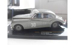 JAGUAR MKII #30 Winner  Sivlerstone 1952. IXO 1/43, масштабная модель, IXO Rally (серии RAC, RAM), scale43