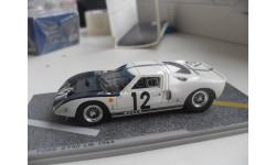 FORD GT40 LM 1964. BIZARRE 1/43, масштабная модель, scale43