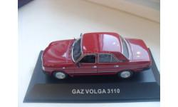 GAZ VOLGA 3110. (ВОЛГА 3110). IST MODELS 1/43