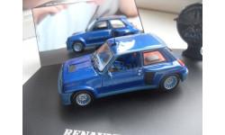RENAULT 5 Turbo. PREMIUM DIE-CAST MODEL 1/43, масштабная модель, 1:43