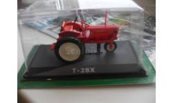Т-28Х. Hachette 1/43 (трактор), масштабная модель трактора, 1:43