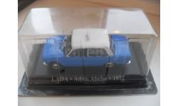 LADA 'Addis Abeba' TAXI - 1972, ALTAYA 1/43, масштабная модель, ВАЗ, 1:43