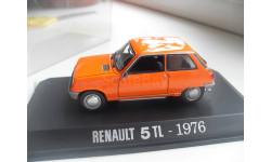 RENAULT 5TL - 1976. ALTAYA 1/43, масштабная модель, 1:43