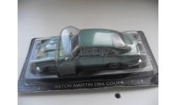 ASTON MARTIN DB4 COUPE. DeAgostini 1/43, масштабная модель, 1:43