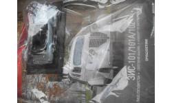 ЗИС-101/101А. DeAGOSTINI 1/43 (Автолегенды СССР лучшее)