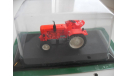 Т-25. Hachette 1/43 (трактор), масштабная модель трактора, scale43