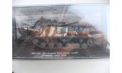ISU - 152- 4th Guards Tank Army (Poland) - July 1944. DeAGOSTINI 1/72, масштабные модели бронетехники, DeAgostini (военная серия), 1:72