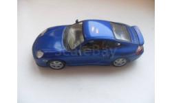 PORSCHE 911 Turbo 2000. DeAgostini 1/43