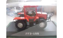 ЛТЗ-155. Hachette 1/43, масштабная модель трактора, scale43
