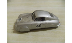 PORSCHE 356 Light Metal Coupe 1951. DeAgostini 1/43