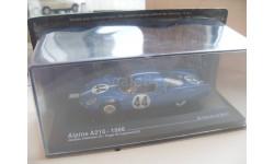 ALPINE A210 -1966. ALTAYA 1/43