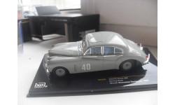 JAGUAR MKII #40 Winner  Sivlerstone 1952. IXO 1/43, масштабная модель, IXO Rally (серии RAC, RAM), 1:43