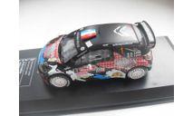 Citroen DS3 WRC 2013. Direkt Collections 1/43, масштабная модель, scale43, Citroën
