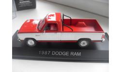 DOODGE RAM 1987.PREMIUM MODELS