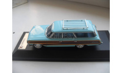 FORD COUNTRY SQUIRE 1964 . PREMIUMX-MODELS 1/43