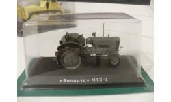 МТЗ-1 ««Беларус»». Hachette 1/43 (трактор), масштабная модель трактора, scale43