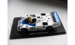 MAZDA 757 Le Mans 1988. Spark 1/43